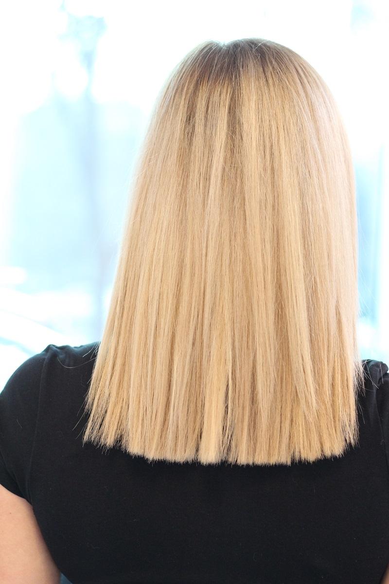 vopsit blond deschis