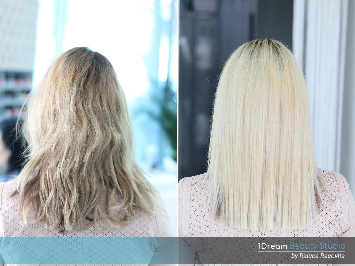 Vopsit-Balayage blond