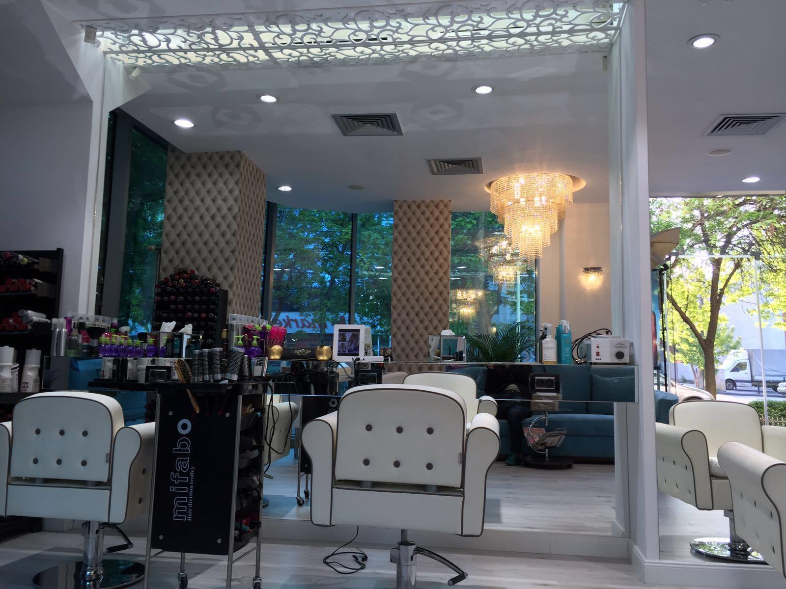 salon infrumusetare 1Dream Beauty