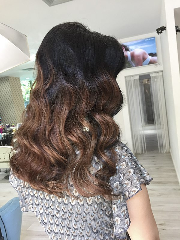 Vopsit Ombre 1dream Beauty Studio By Raluca Racovita